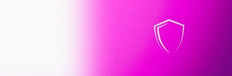 Значок «белый щит для профилактики венозной недостаточности»