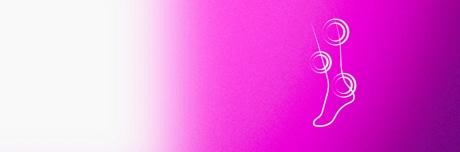 Значок «симптомы венозной недостаточности голени»